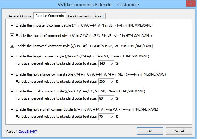 VS10x Comments Extender - Visual Studio Marketplace